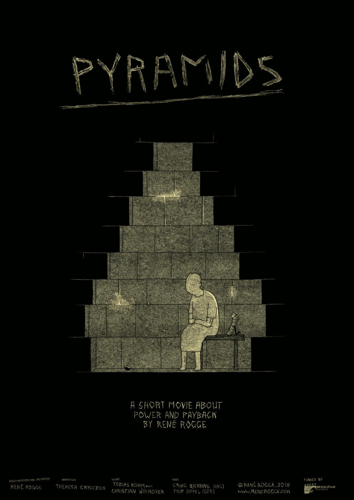 """Premiere auf dem Kasseler Dokfest: """"Pyramids"""""""