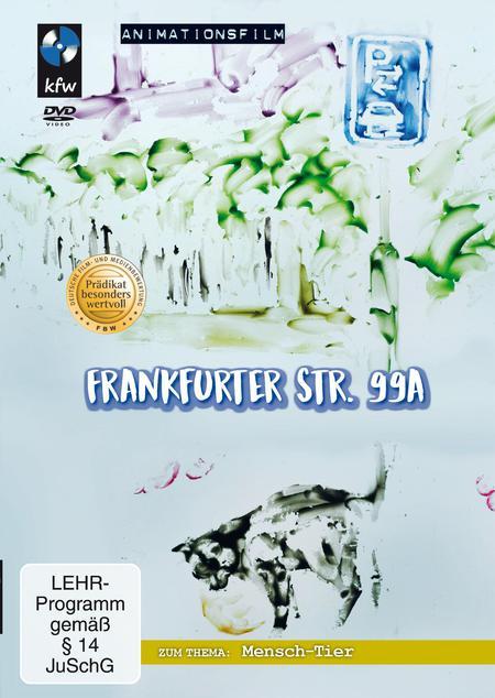 Frankfurter Str.99a von Evgenia Gostrer